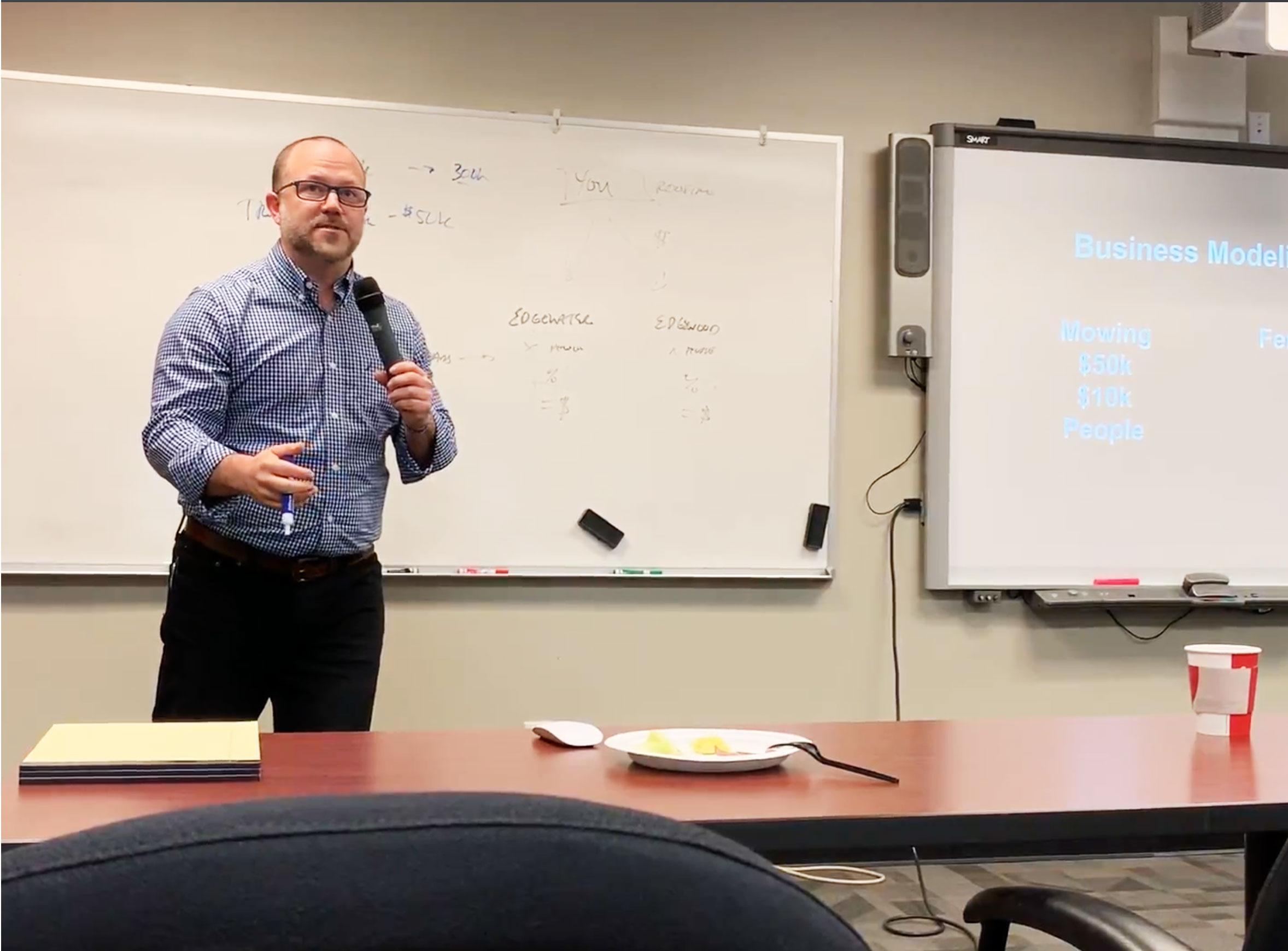 Jason Todd Presentations